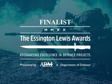 Sigma Bravo announced as Essington Lewis finalist 2020